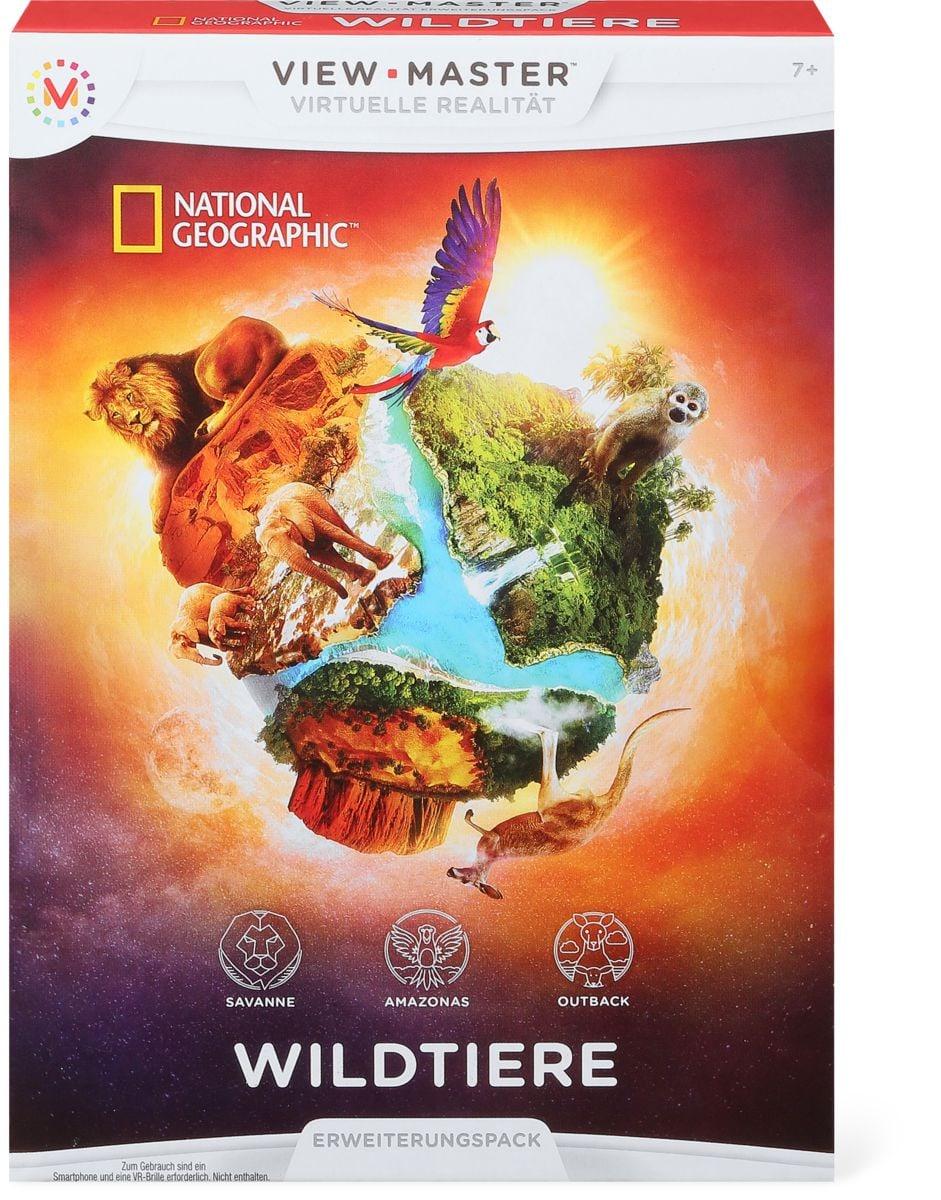 View Master Erweiterungspack Wildtiere (D)