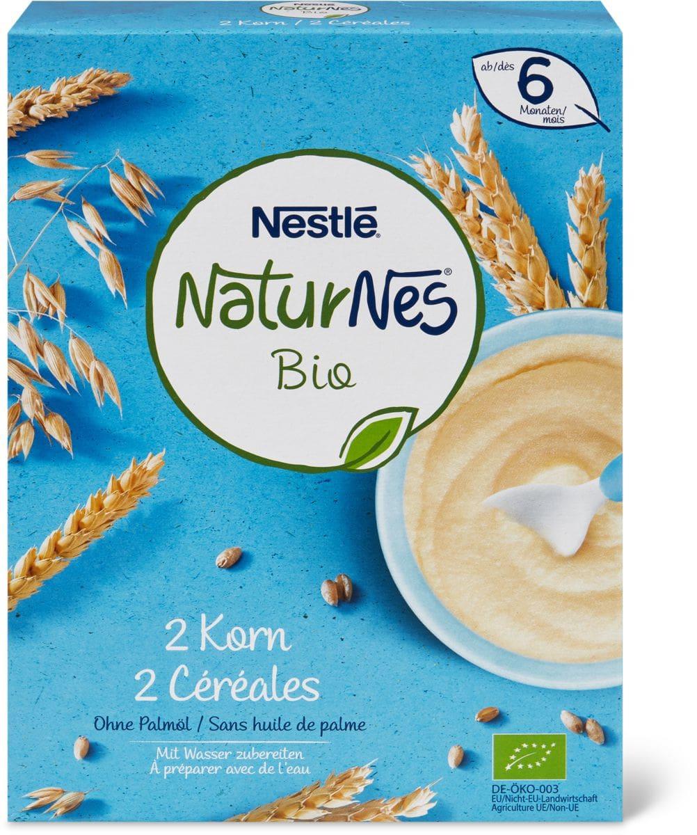 Nestlé NaturNes Bio 2 cereali