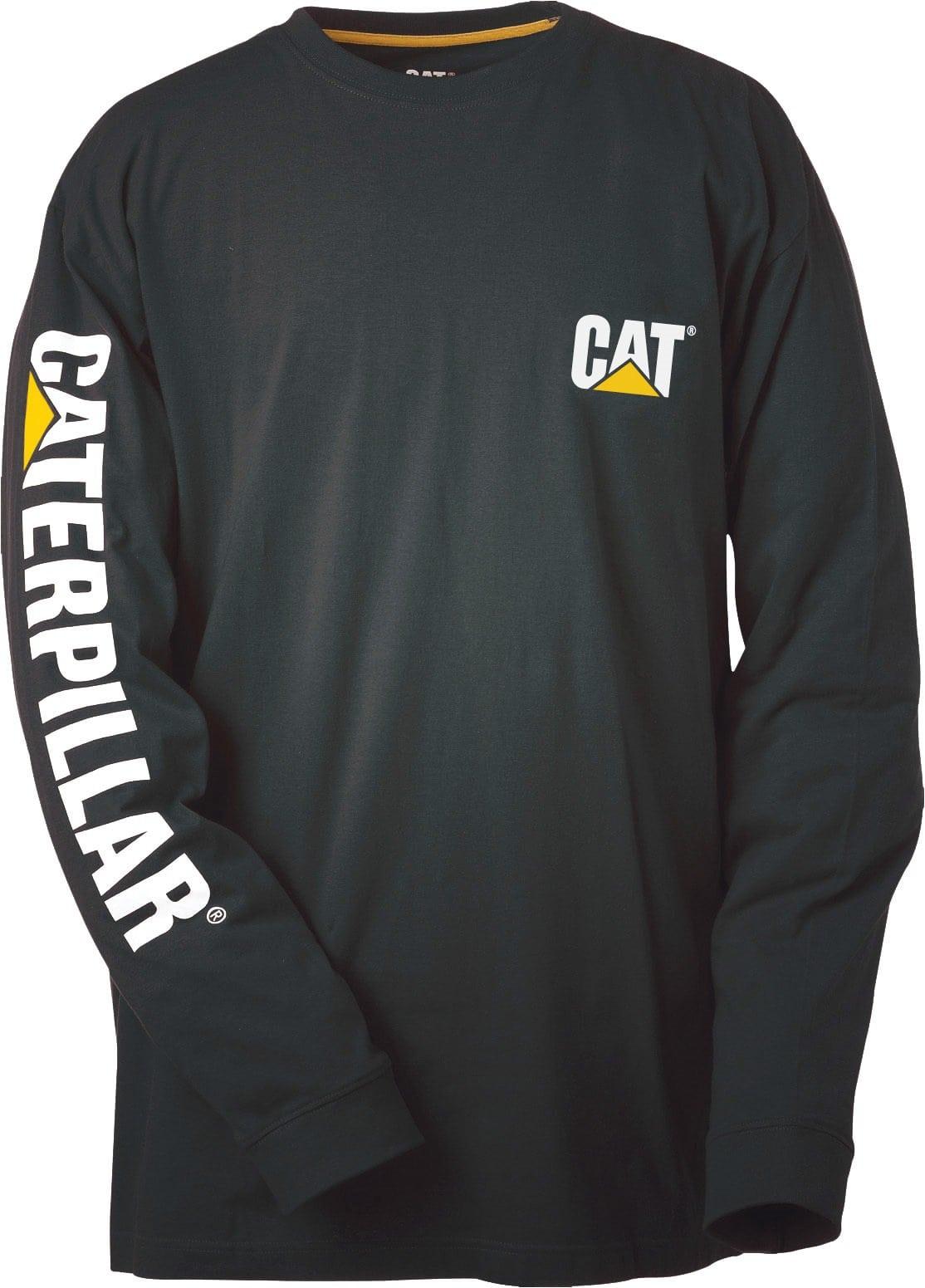 CAT Langarmshirt TM Banner