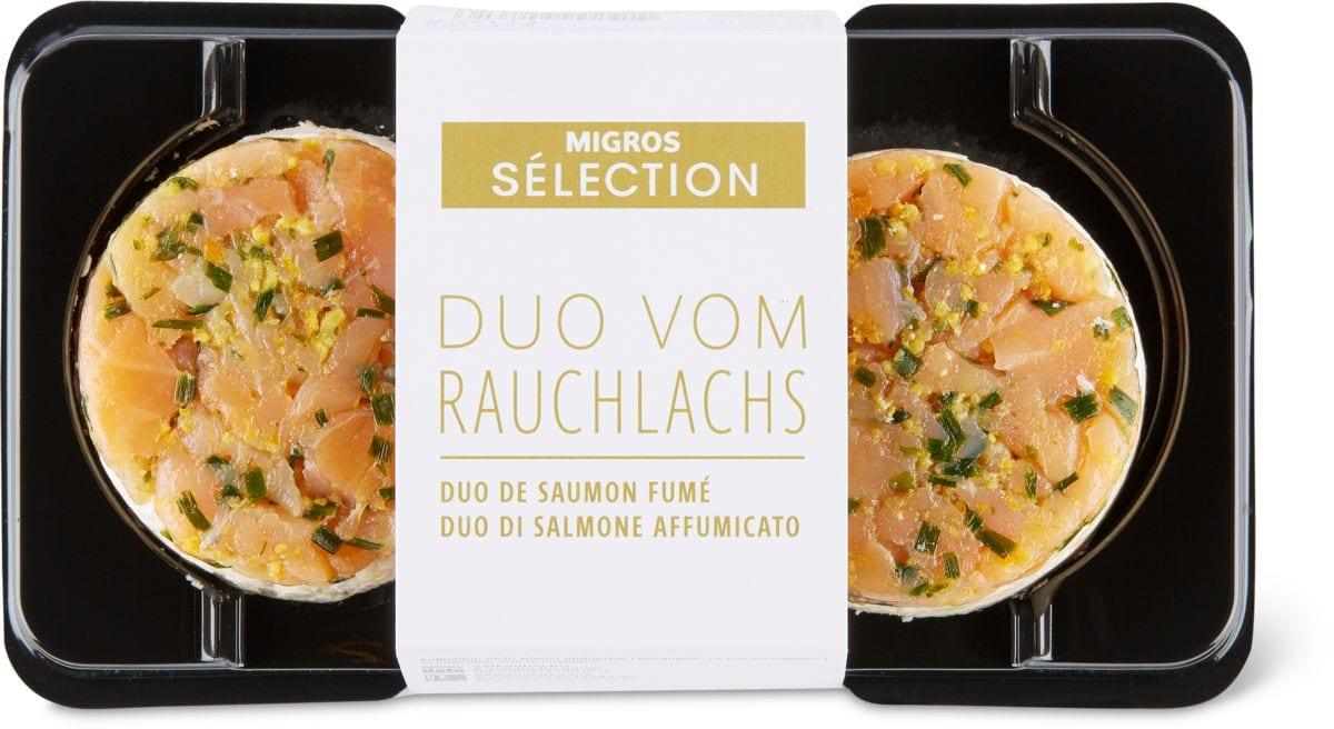 Sélection Duo vom Rauchlachs