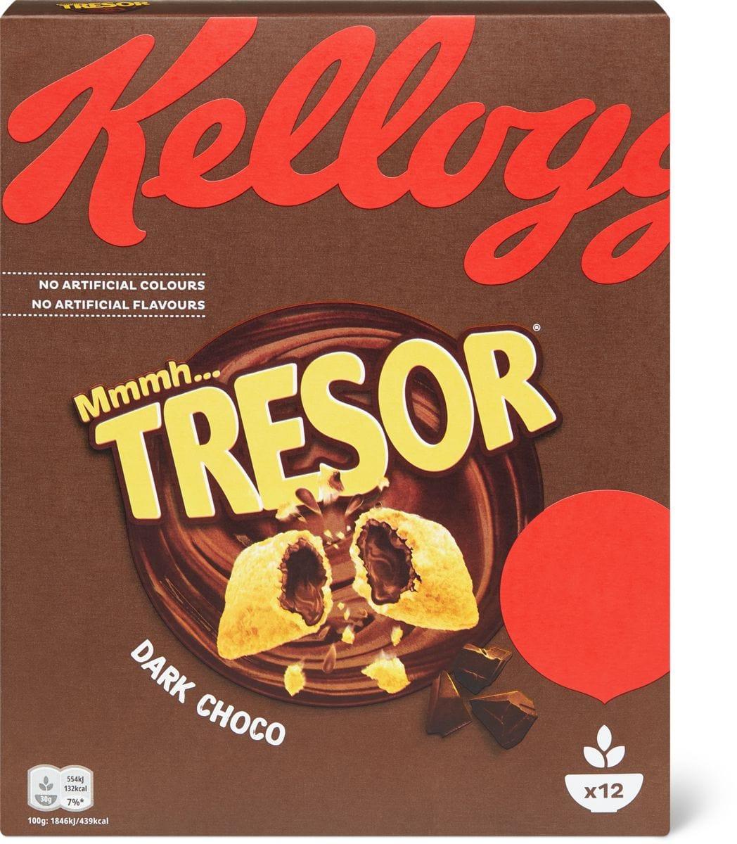 Kellogg's Tresor Dark Choco