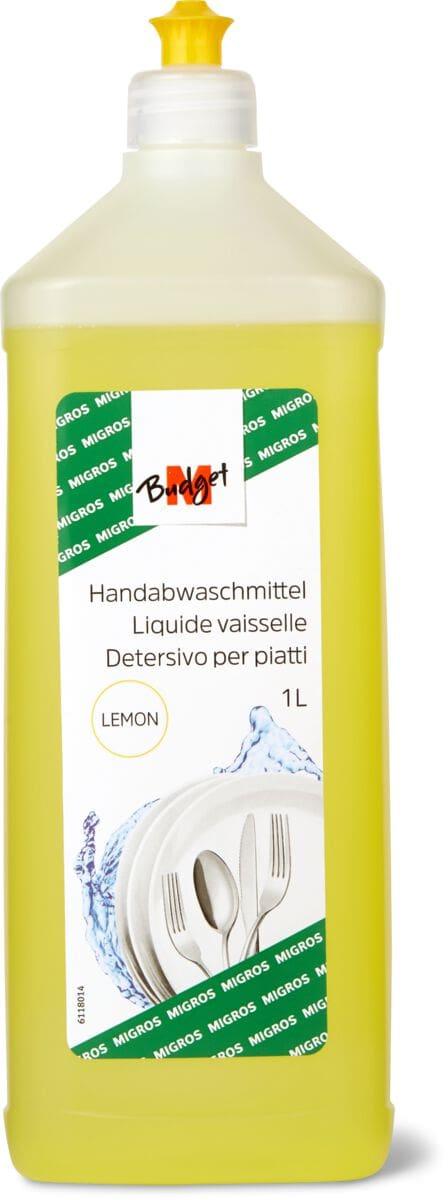 M-Budget Geschirrspülmittel Citron