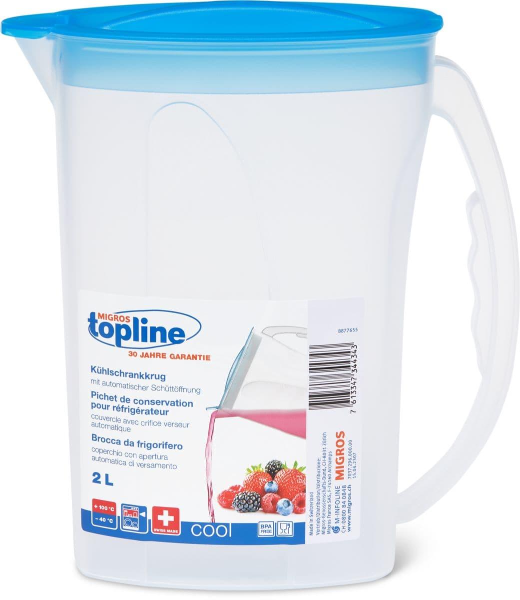 M-Topline Brocca per frigorifero 2.0L