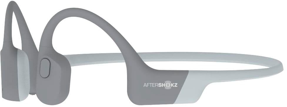 AFTERSHOKZ Aeropex - Bone Conduction - Lunar Grey  Casque Open-Ear