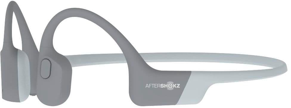 AFTERSHOKZ Aeropex - Bone Conduction - Lunar Grey  Cuffie Open-Ear