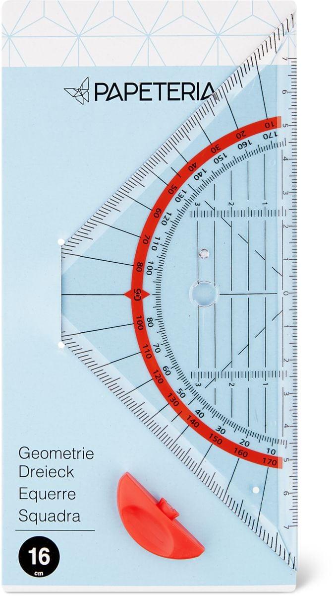 Papeteria Geodreieck 16cm