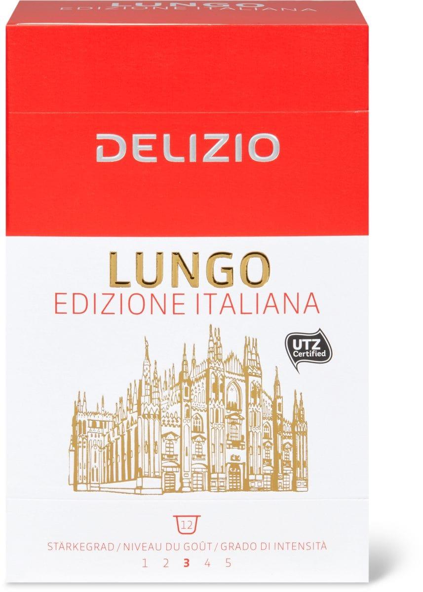 Delizio Lungo Italiana 12 Kapseln