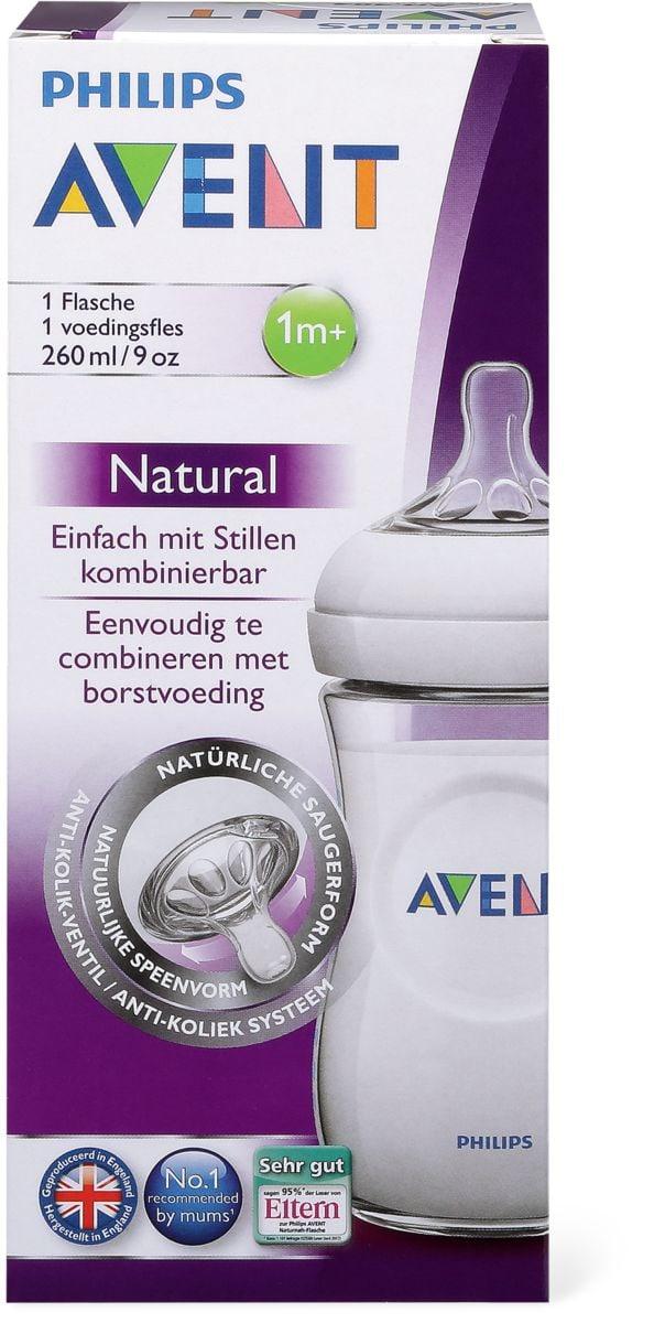 Avent Biberon Naturale, 260ml