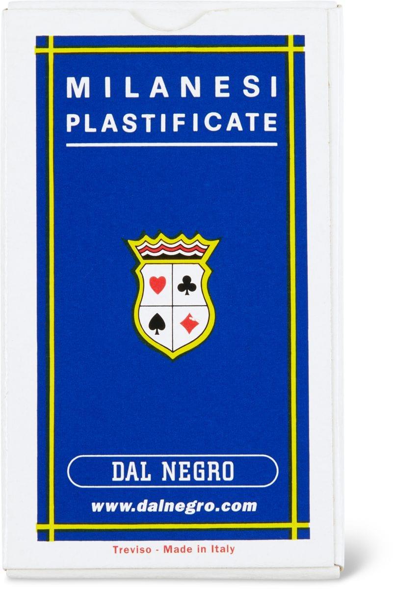 Spielkarten Milanesi Gesellschaftsspiel