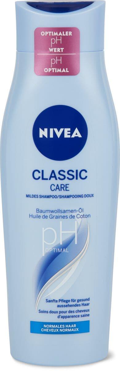 Nivea Shampooing Classic Mild Care