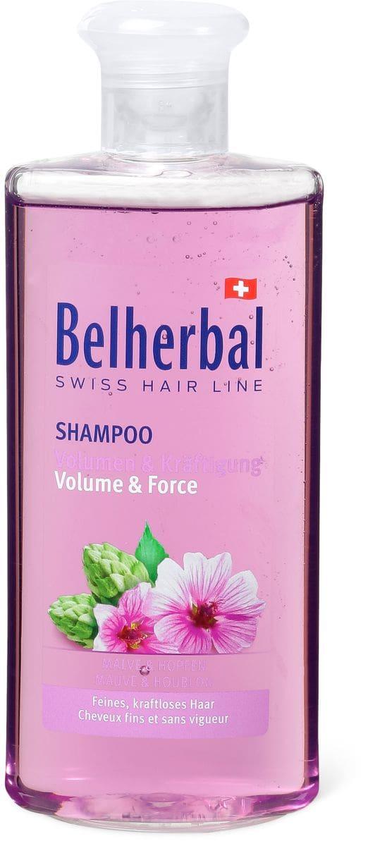 Belherbal shampooing volume