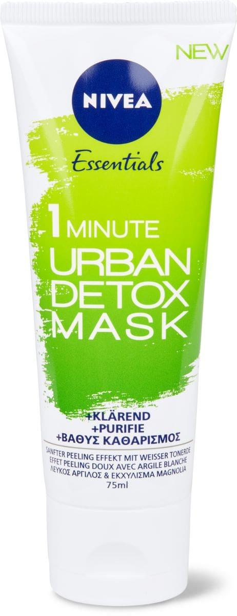 Nivea Urban Skin Maschera detox