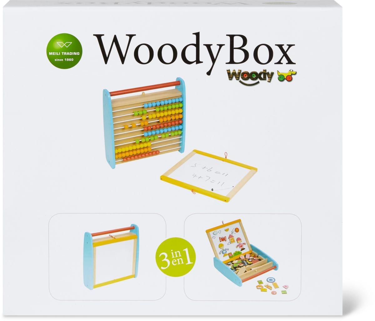 Woody Schreibtafel Gesellschaftsspiel