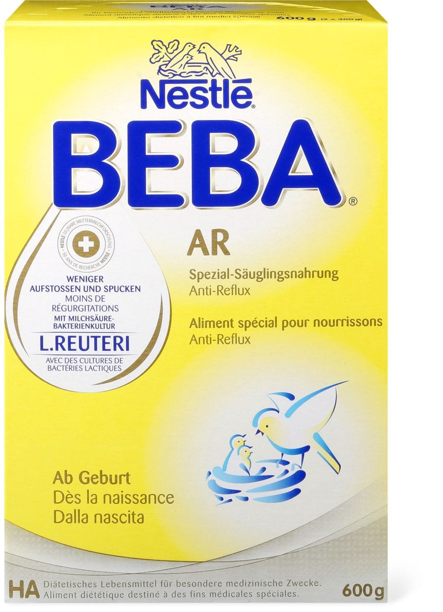 Nestlé Beba A.R.