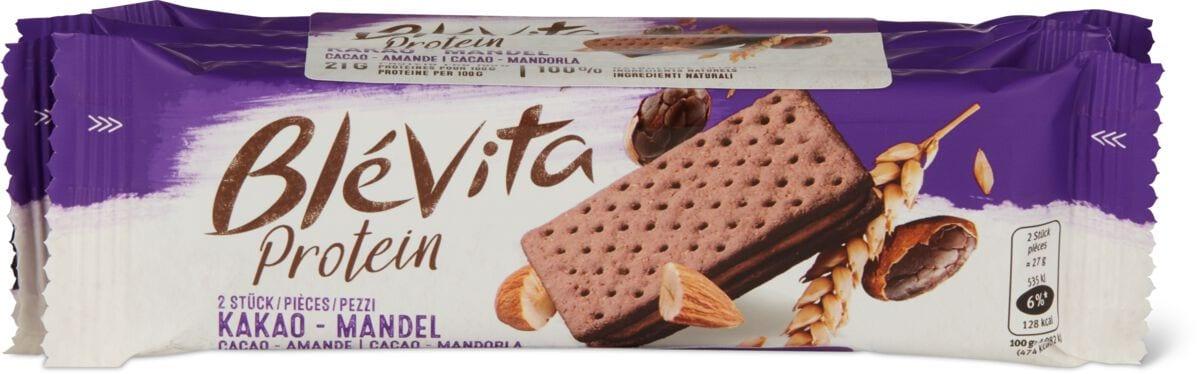 Blévita protein Cacao amande
