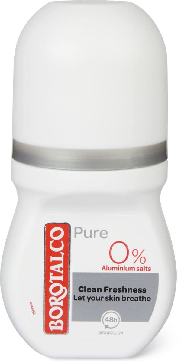 Borotalco Deo Roll-on Pure