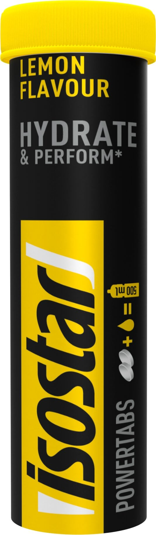 Isostar Power-Tabs Compressa effervescente