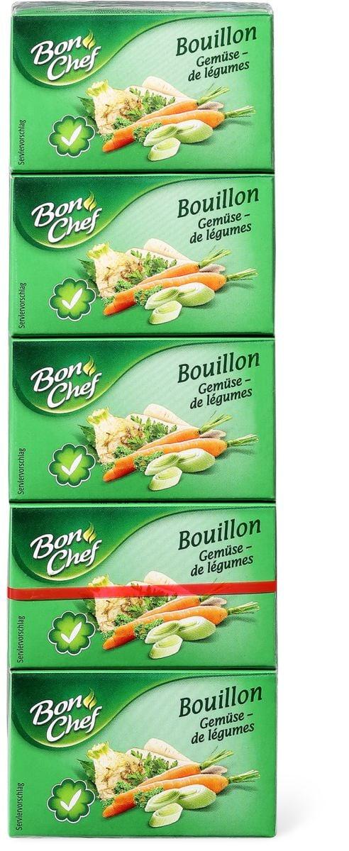 Bon Chef bouillon Légume