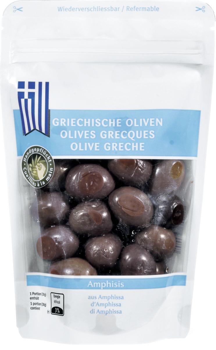 Olive greche di Amphissa