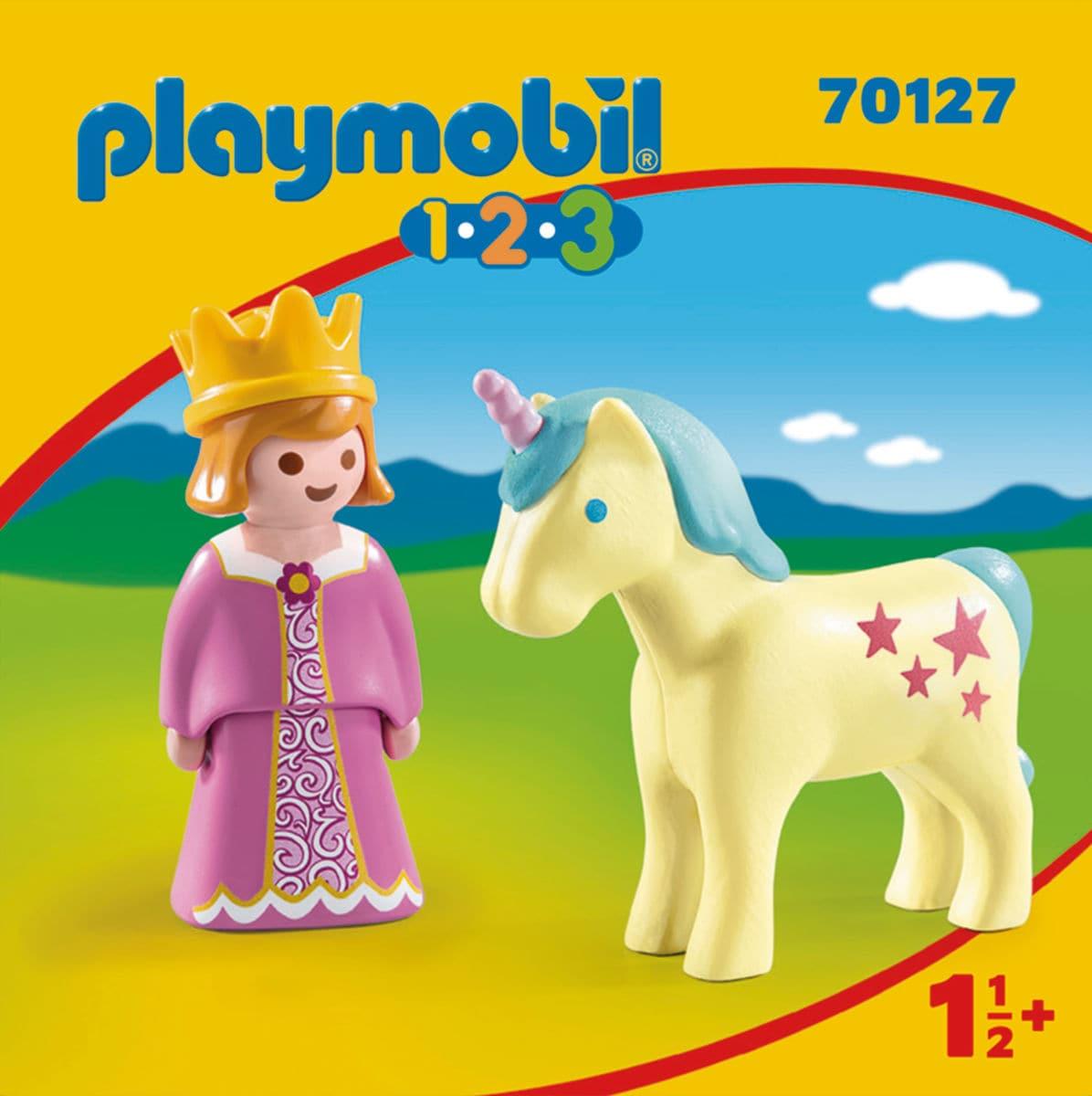 PLAYMOBIL® 70127 Principessa con Unicorno