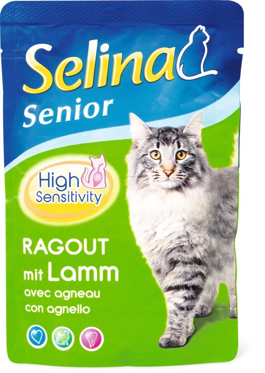 Selina Senior Ragout avec Agneau