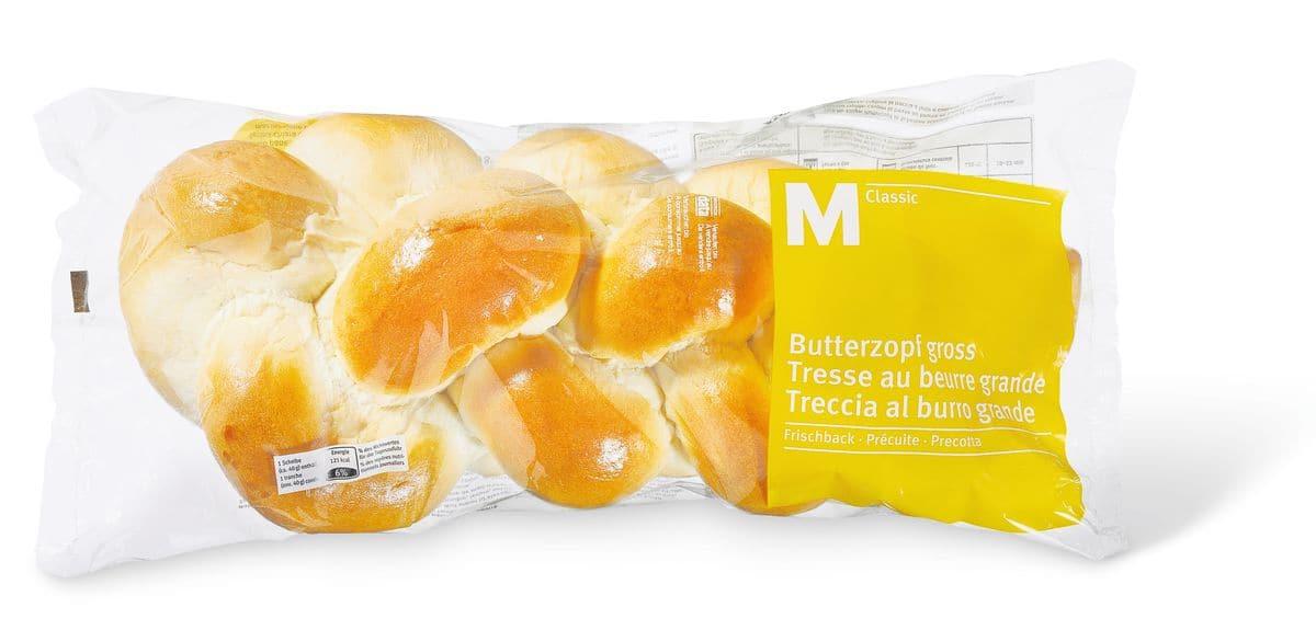 M-Classic Butterzopf gross