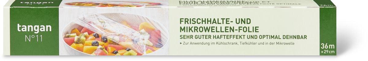 Tangan N°11 Frischhalte- und Mikrowellen-Folie
