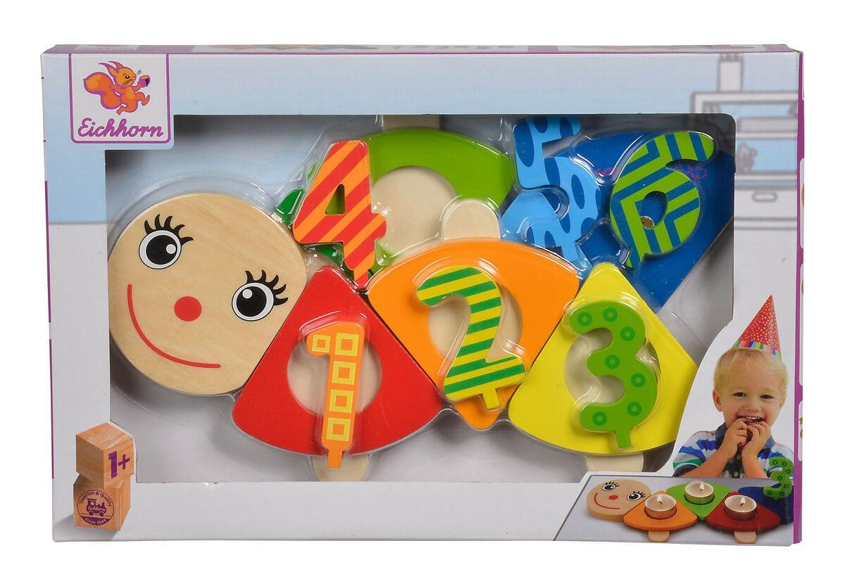 Eichhorn Bruco Set di giocattoli