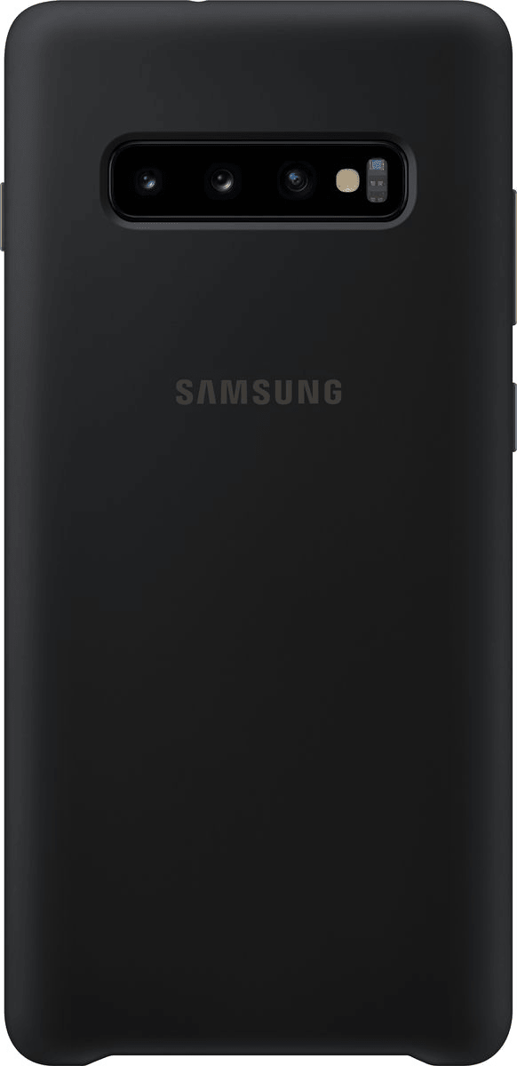 Samsung Silicone Cover Black Hülle