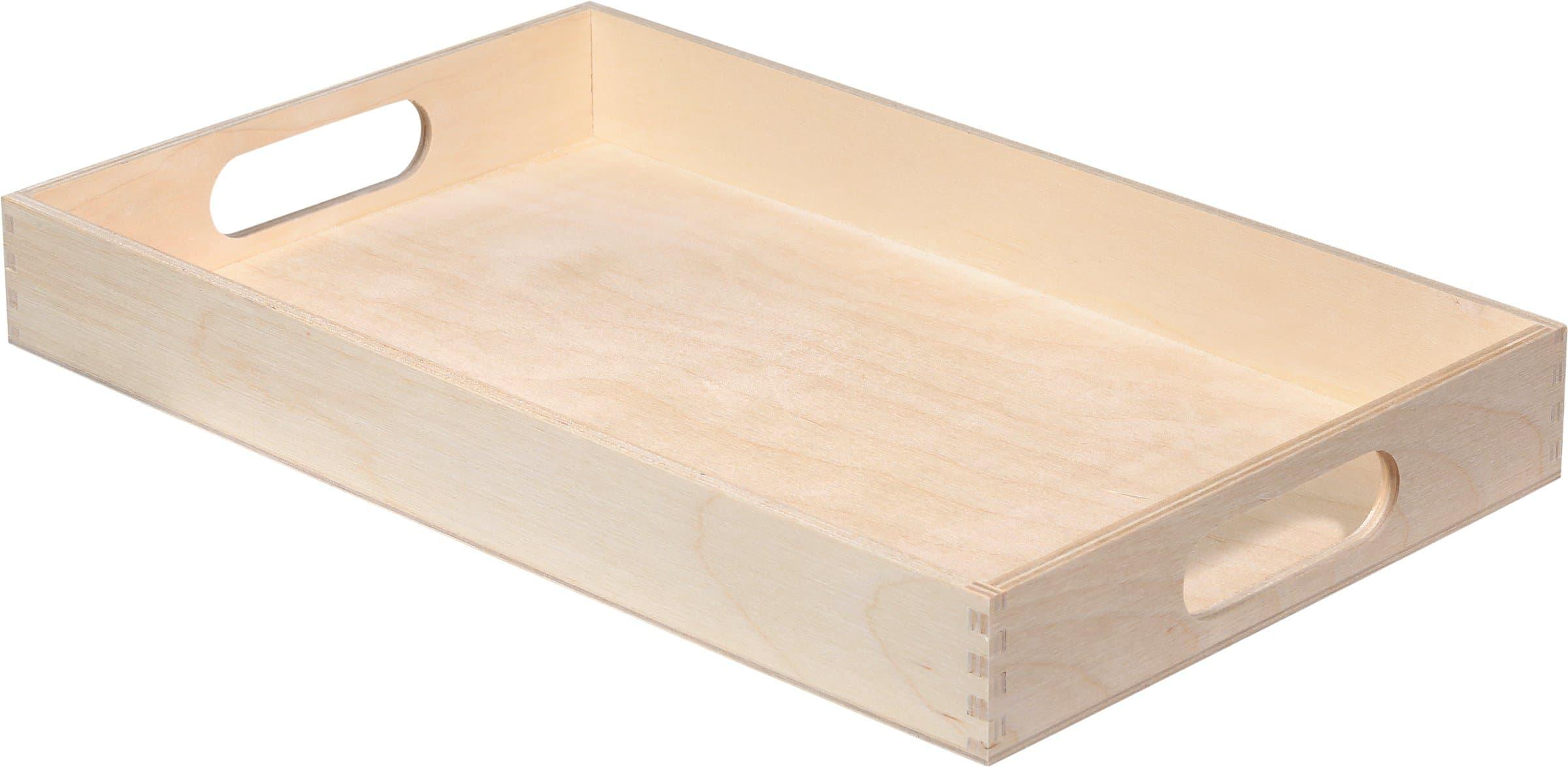 legna creativa tablett holz klein migipedia. Black Bedroom Furniture Sets. Home Design Ideas