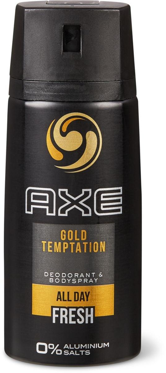 Axe Gold Temptation Aerosol Deo