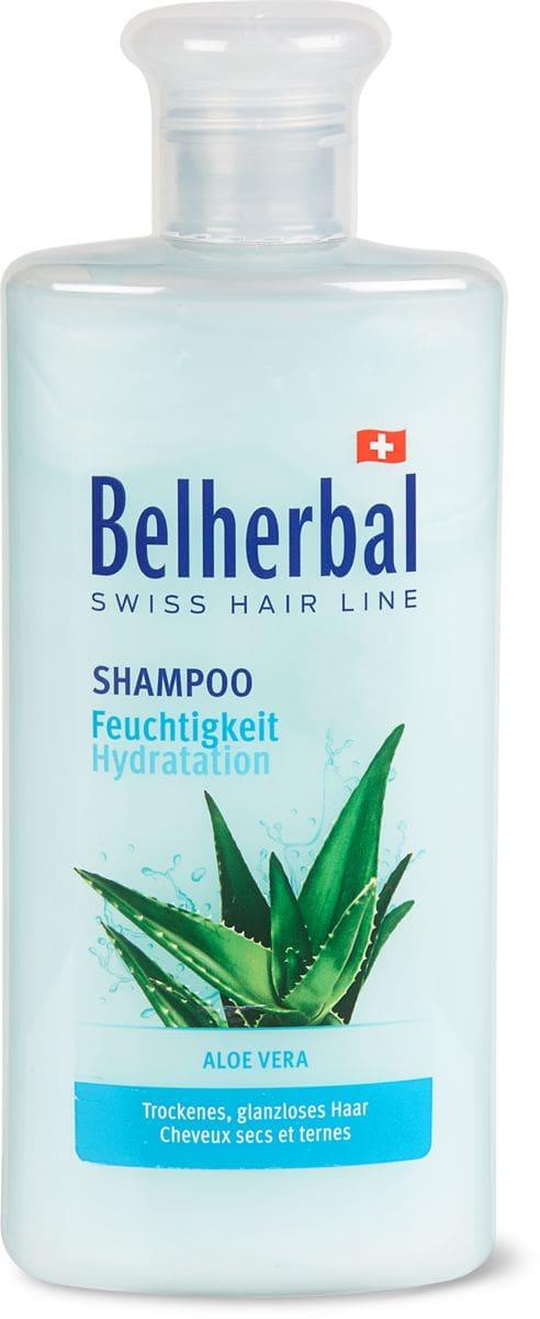 Belherbal hydratant shampooing