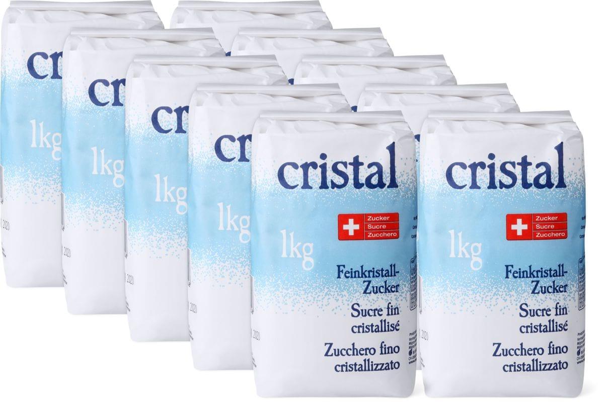 Sucre fin cristallisé