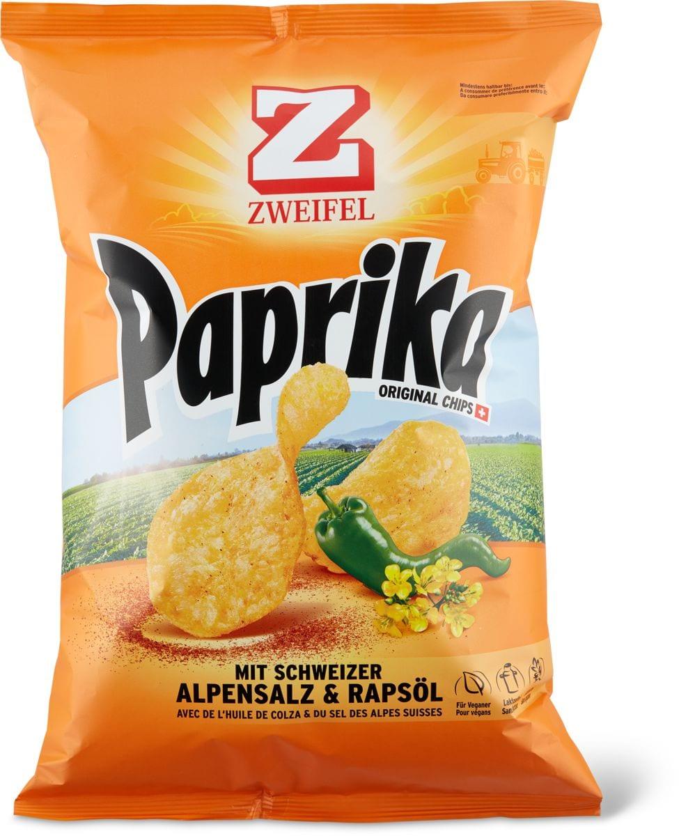 Zweifel Paprika