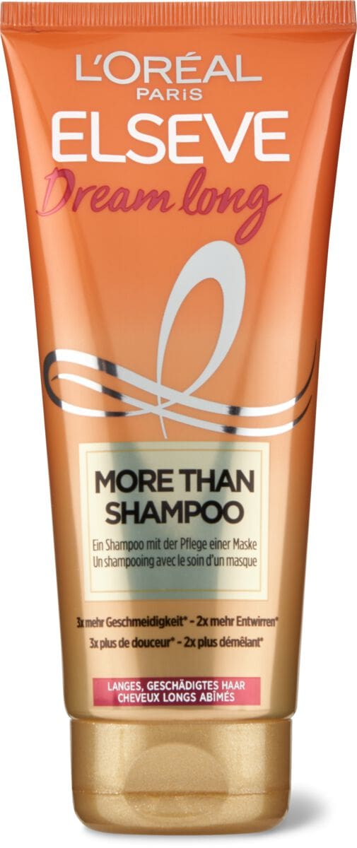 L'Oréal Elsève More Than Shampoo Dream Long