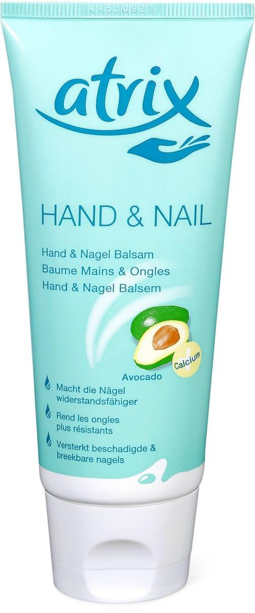 Crème Atrix pour les mains et les ongles