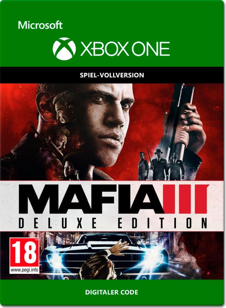 Xbox One - Mafia 3 Deluxe Edition Download (ESD)