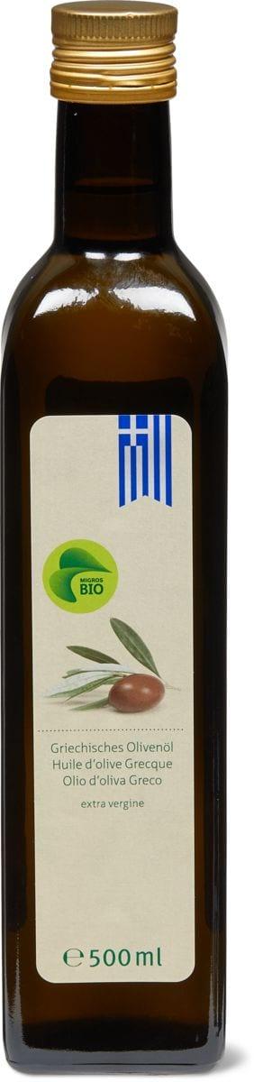 Bio Olio d'oliva Greco