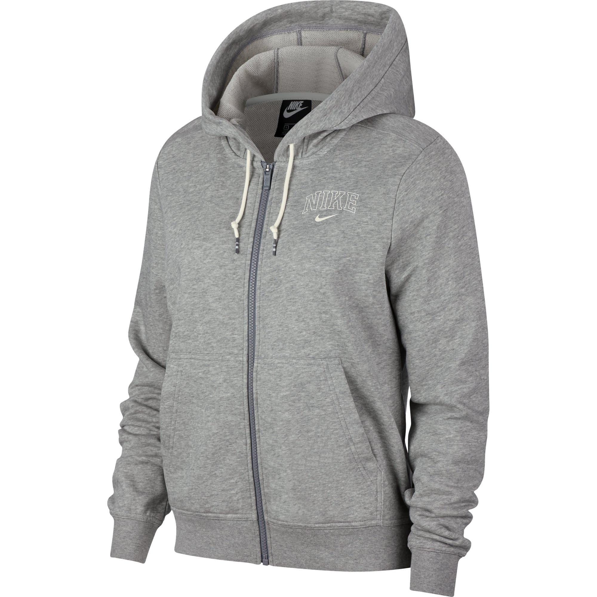 Nike W NSW Hoodie Fullzip VRSTY Veste à capuche pour femme