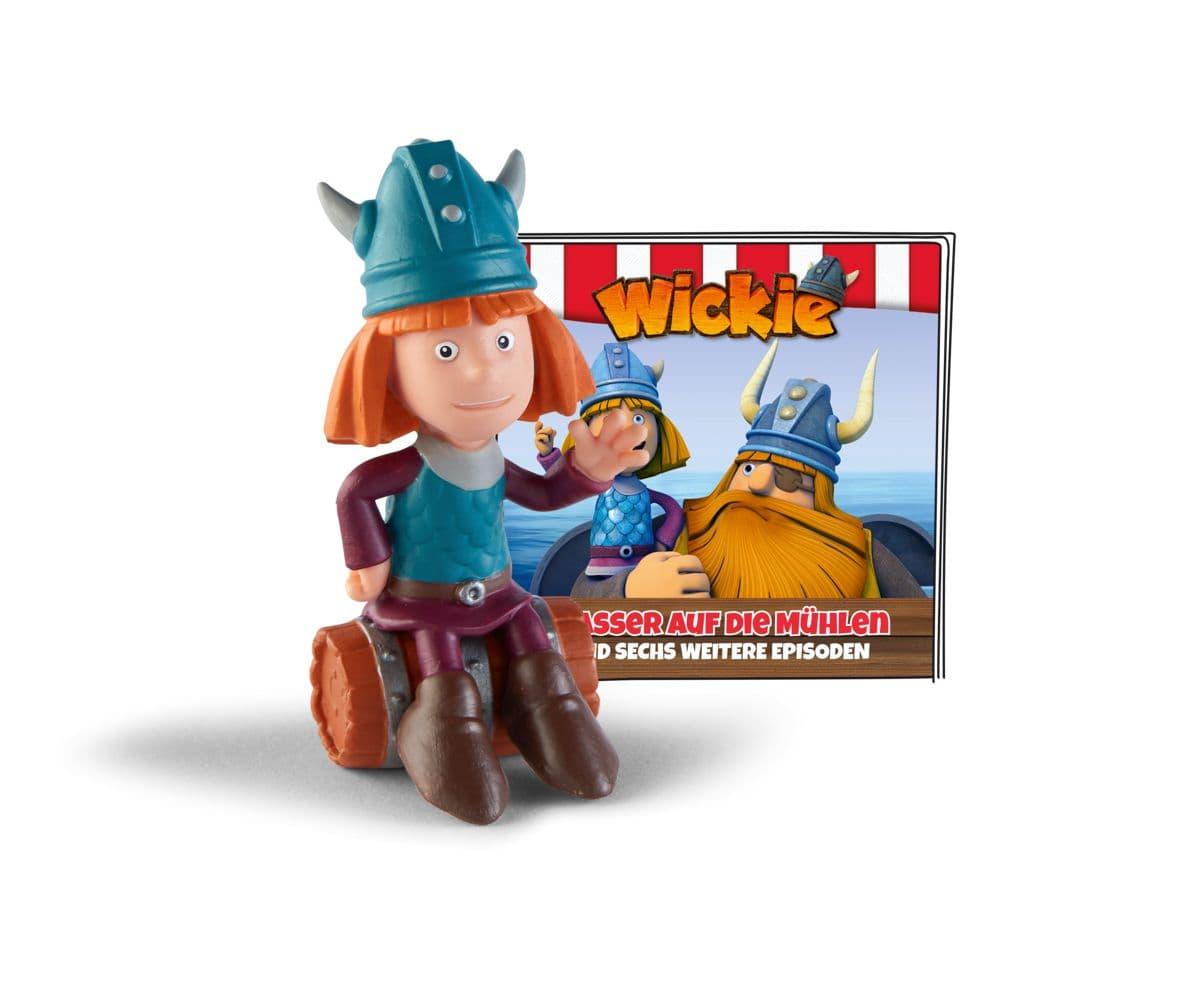 Tonies Hörbuch Wickie - Wasser auf die Mühlen (DE)