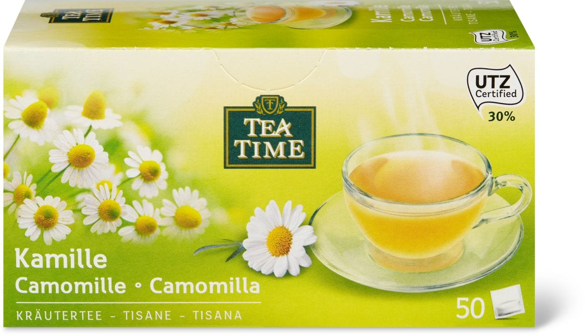 Tea Time Camomille