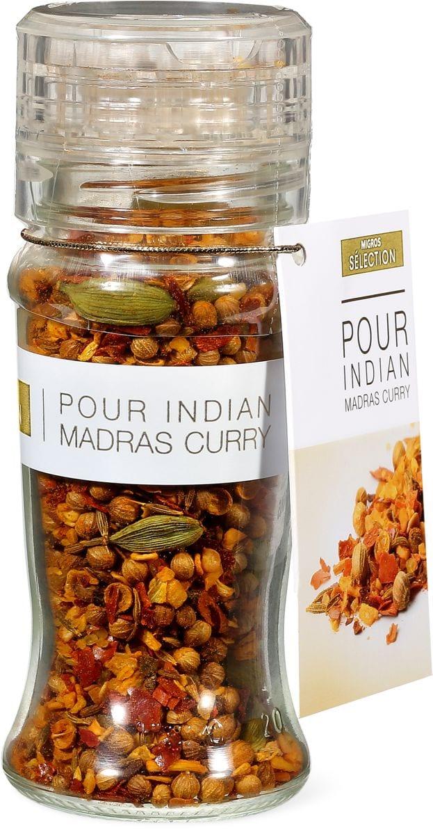 Sélection Indian Madras Curry