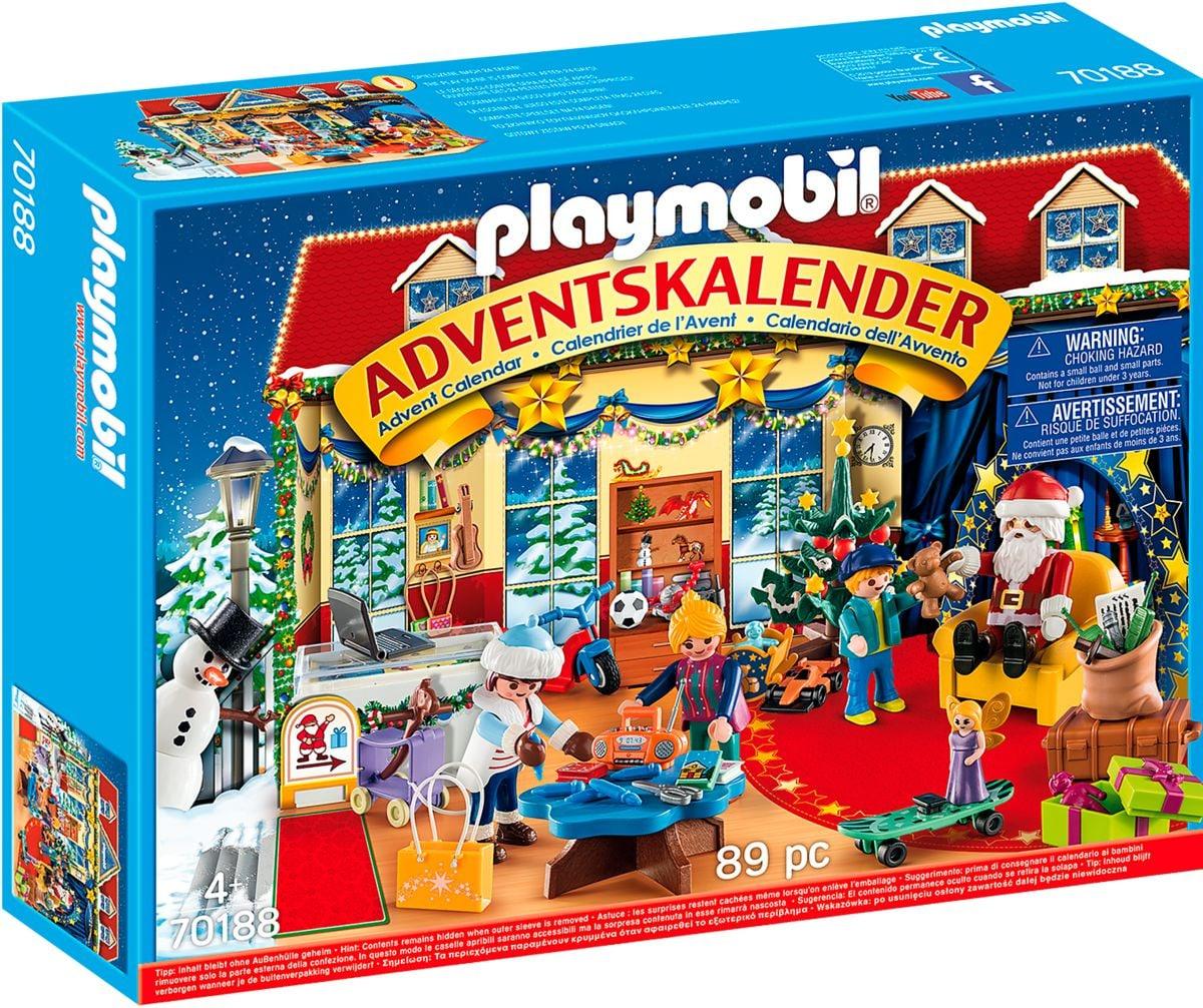 Calendrier de l'Avent Playmobil 70188