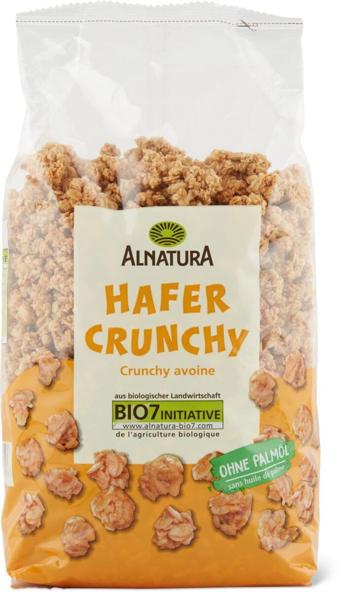 Alnatura Crunchy di avena