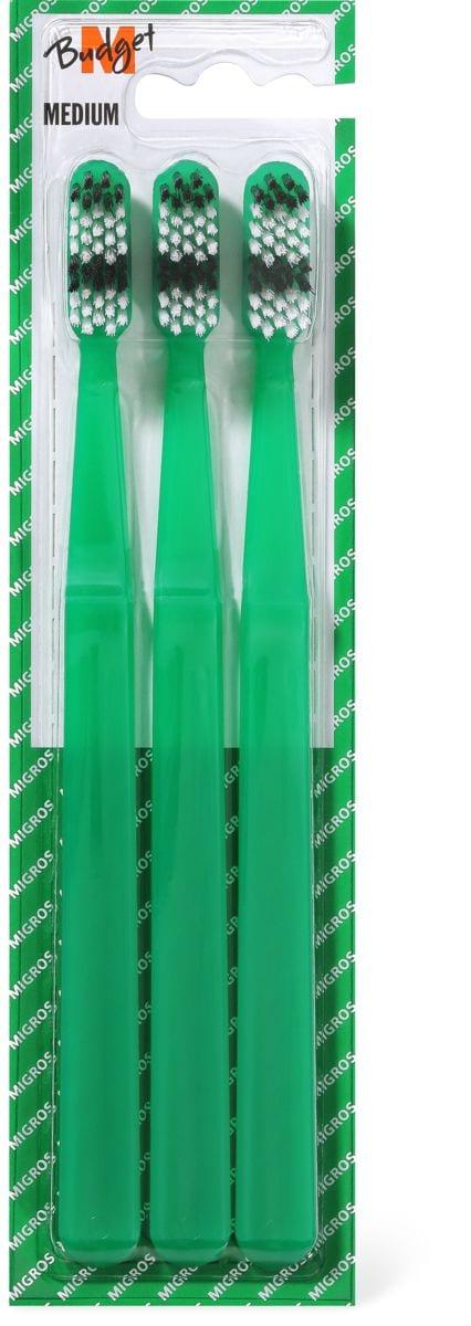 M-Budget spazzolino Medium