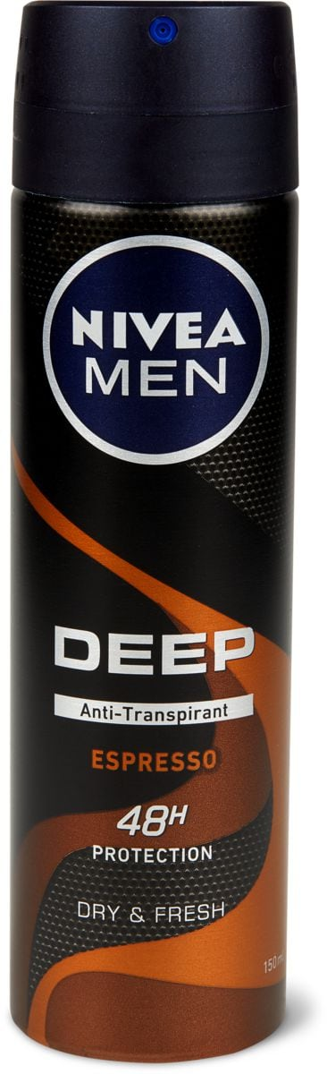 Nivea Men Deo Spray Deep Espresso