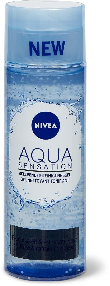 Nivea Aqua Sensation Washgel