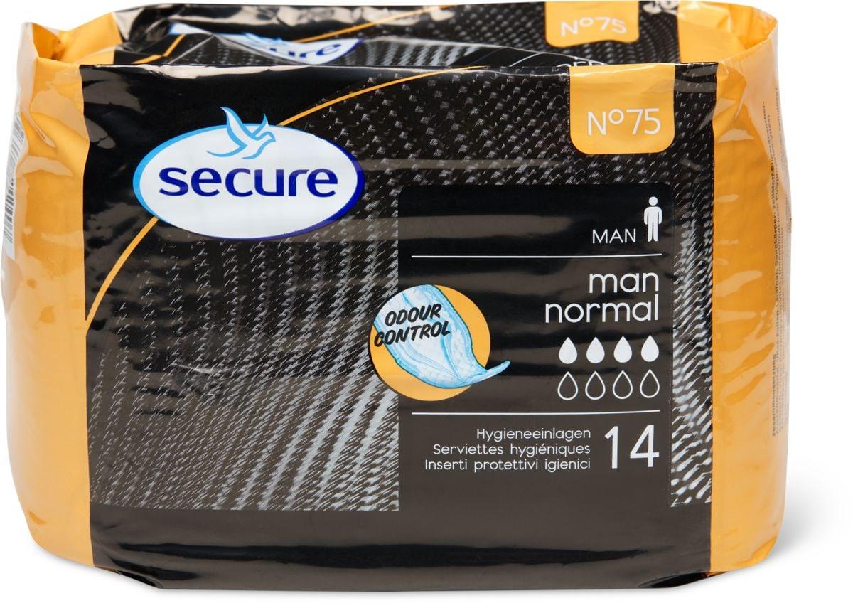Secure men normal