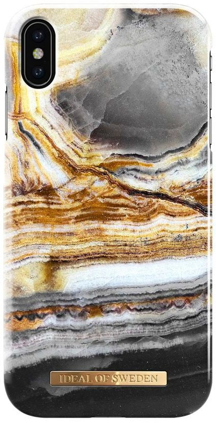 iDeal of Sweden Hard Cover Outer Space Agate Coque