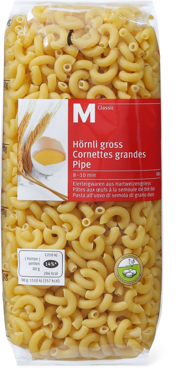 M-Classic Hörnli gross